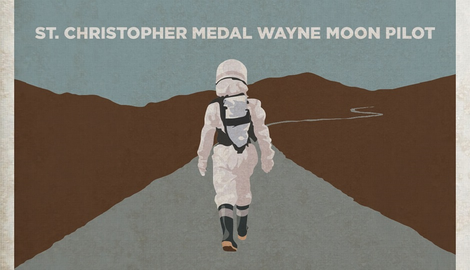 ST CHRISTOPHER MEDAL - WAYNE MOON PILOT 940 x 540