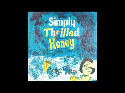 Simply Thrilled Honey Logo