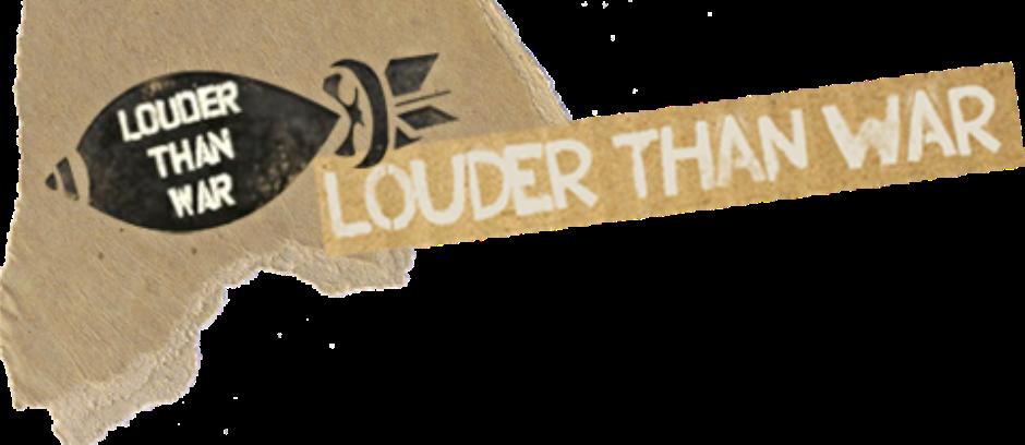 Louder Than War logo