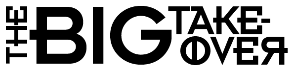 The Big Takeover-logo