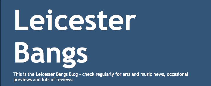 Leicester Bangs Logo