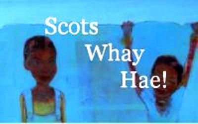 Scots Whay Hae! Logo