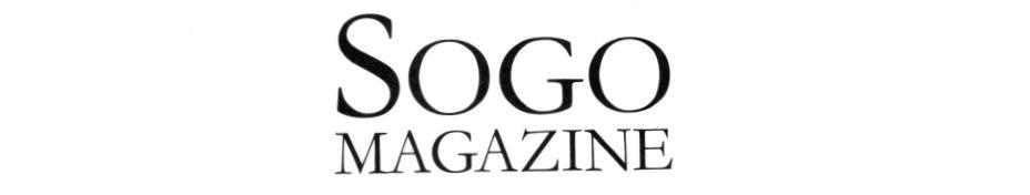 Sogo magazine logo