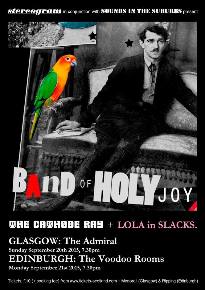 BOHJ, TCR + LIS Poster 940 x 640