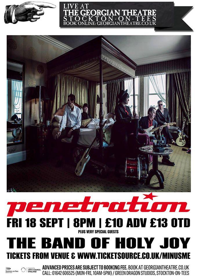 Penetration & BOHJ Poster