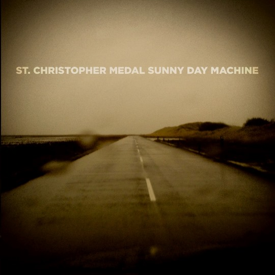 Sunny Day Machine front cover 540 x 540