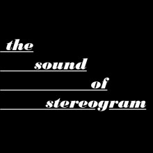 The Sound Of Stereogram Front Cover