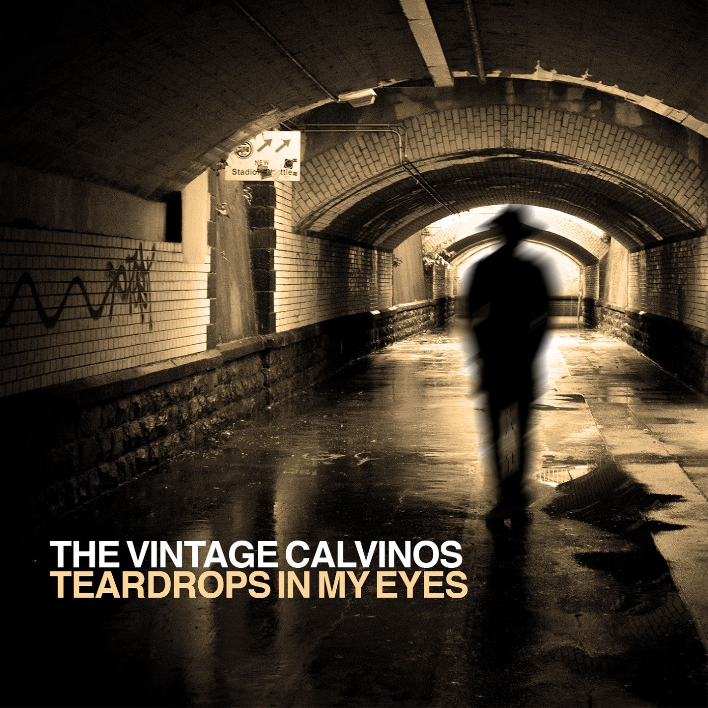 The Vintage Calvinos - Teardrops In My Eyes