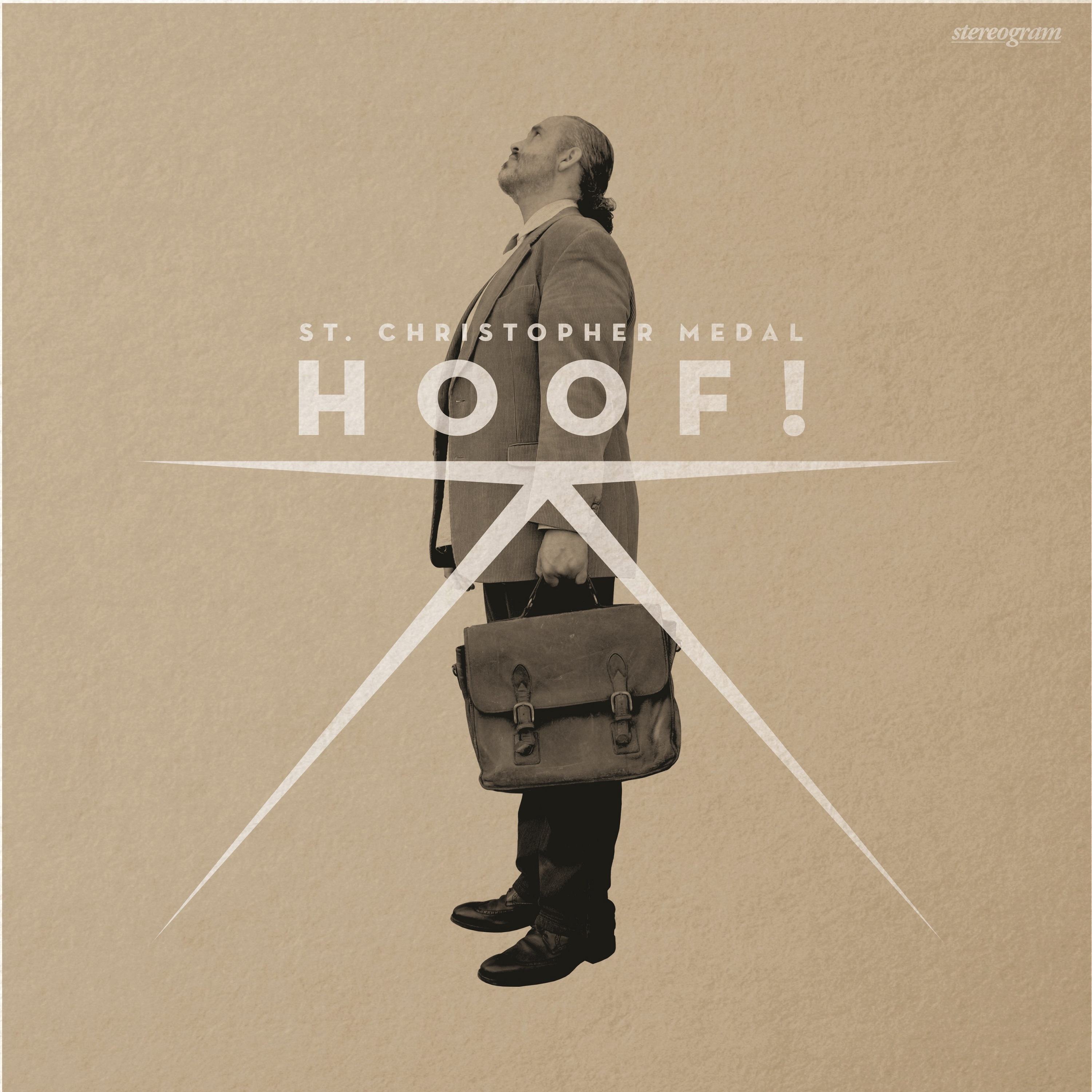 Hoof! album front cover
