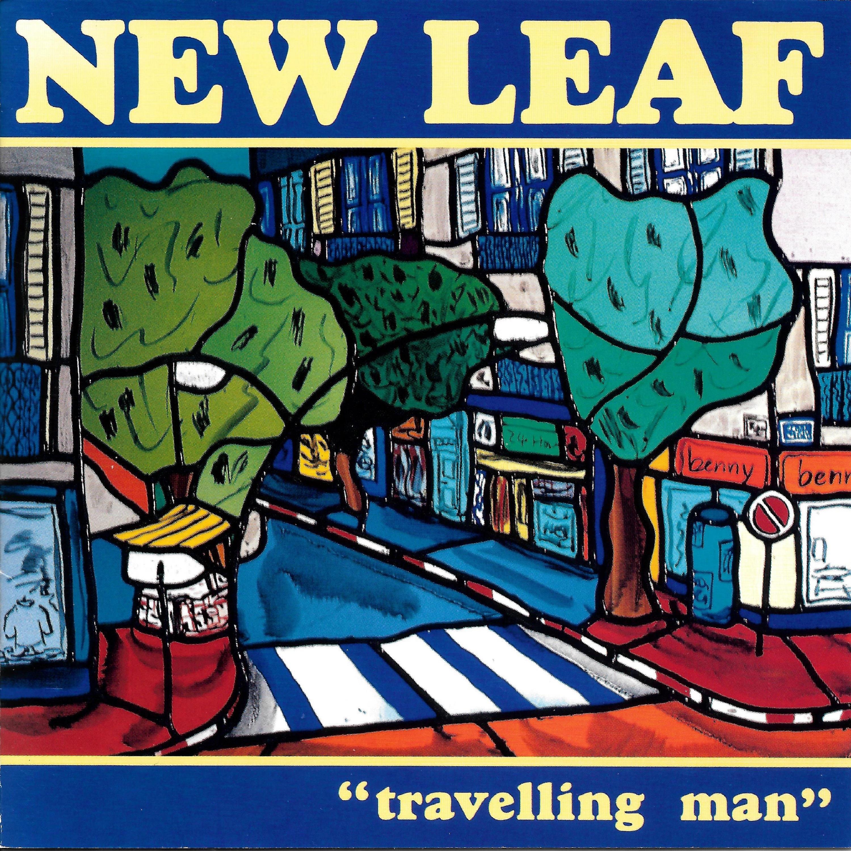 Travelling Man EP New Leaf