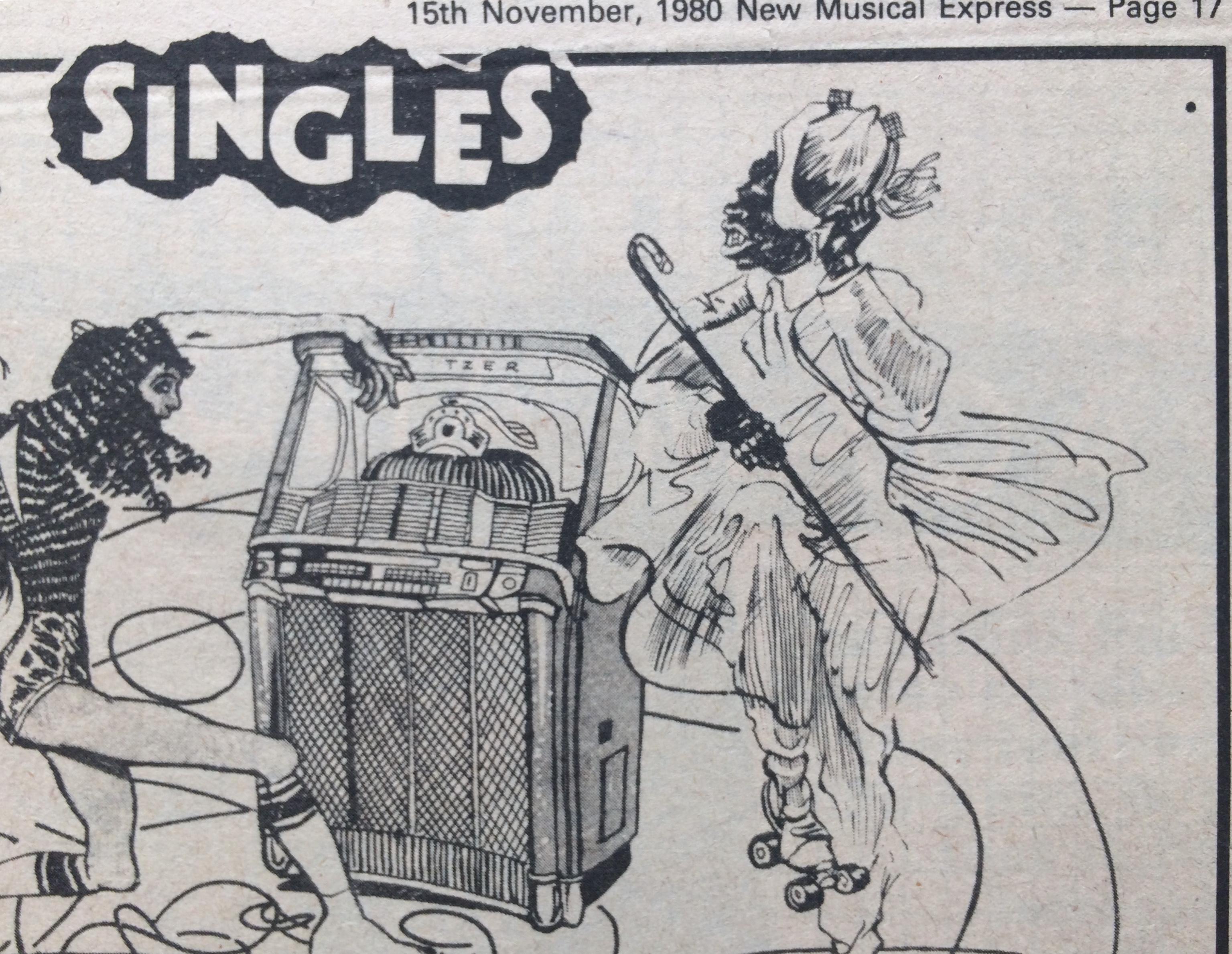 Press NME singles 151180