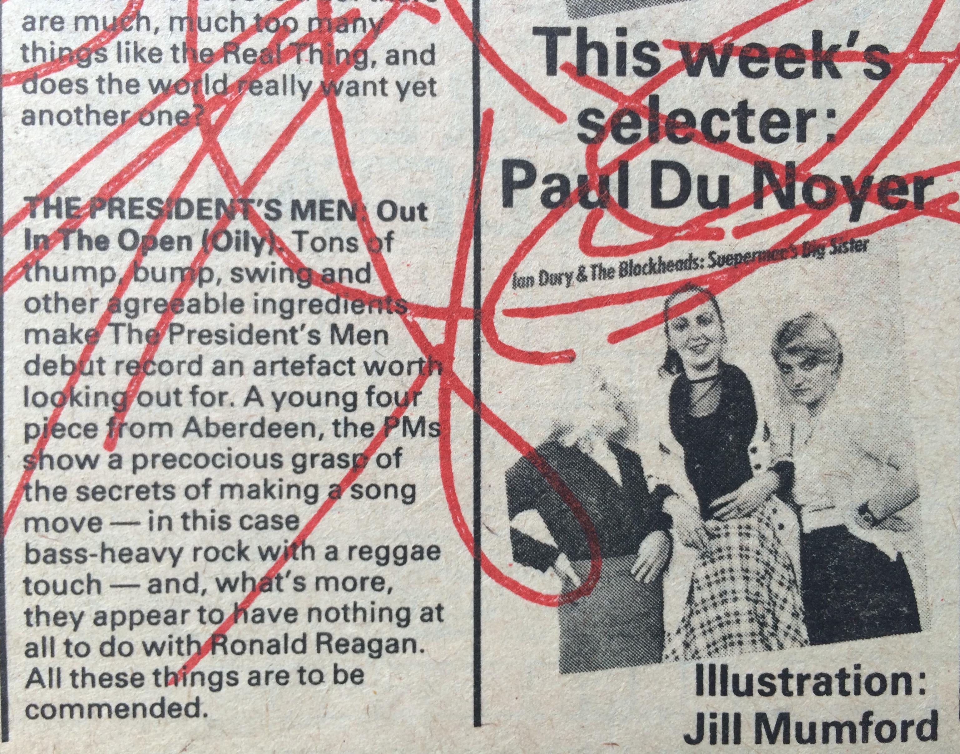 Press NME singles review 151180